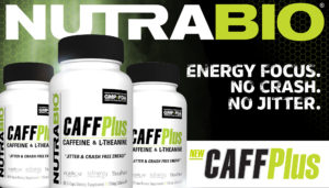NutraBio Caff Plus Energy