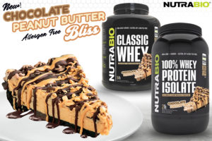 NutraBio Chocolate Peanut Butter Bliss Small