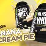 NutraBio Classic Whey Banana Cream Pie