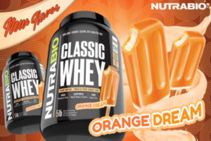 Nutrabo Orange Dream Classic Whey