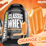 NutraBio Classic Whey Orange Dream