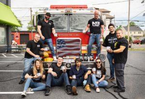 NutraBio Crew Fire Truck