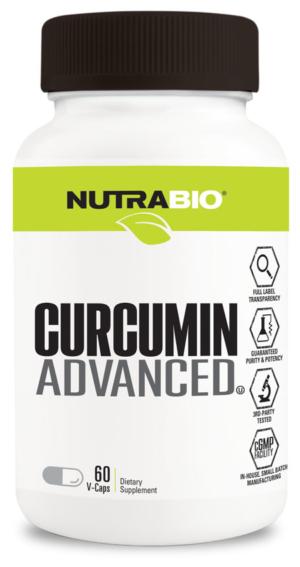 NutraBio Curcumin Advanced