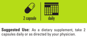 NutraBio Curcumin Dosage