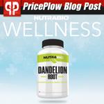 NutraBio Dandelion PricePlow