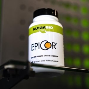 NutraBio EpiCor Product Shot