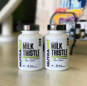 NutraBio European Milk Thistle