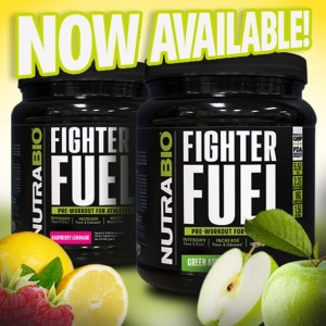 NutraBio Fighter Fuel Flavors