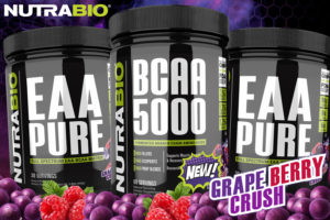 NutraBio Grape Berry Crush