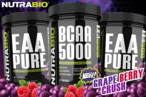 NutraBio Grape Berry Crush