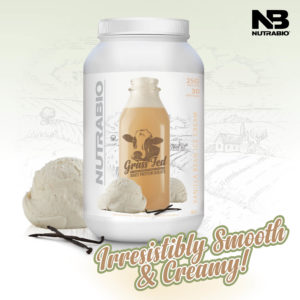 NutraBio Grass Fed Whey Protein Isolate Review
