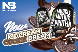 NutraBio Ice Cream Cookie Dream