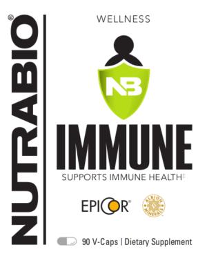 NutraBio Immune Logo