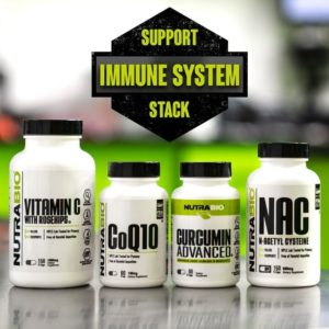 NutraBio Immune System Stack
