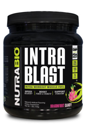 NutraBio Intra Blast Dragon Fruit