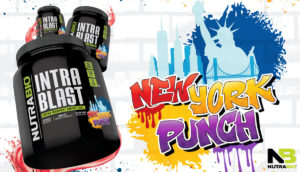 NutraBio IntraBlast New York Punch Medium