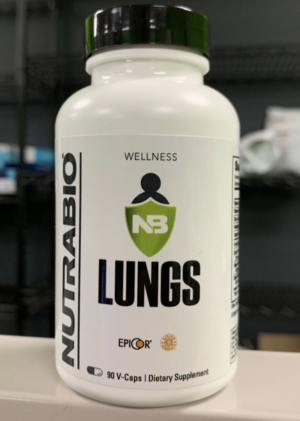 NutraBio Lungs