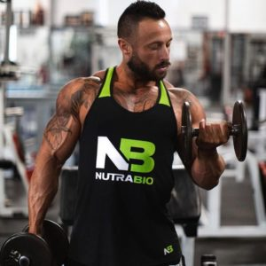 NutraBio Male Athlete