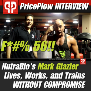 NutraBio Mark Glazier Interview