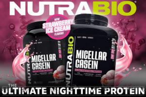 NutraBio Micellar Casein Protein