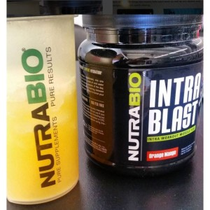 NutraBio Mixed Up