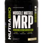 NutraBio Muscle Matrix MRP