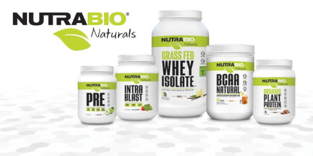 NutraBio Natural Series