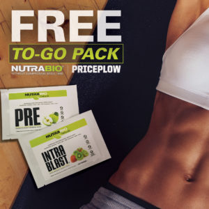 NutraBio Natural Series Free Samples
