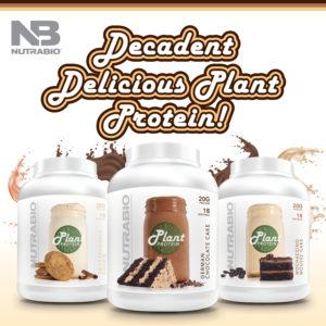 NutraBio Plant Protein