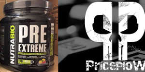 NutraBio PRE Extreme Workout Review