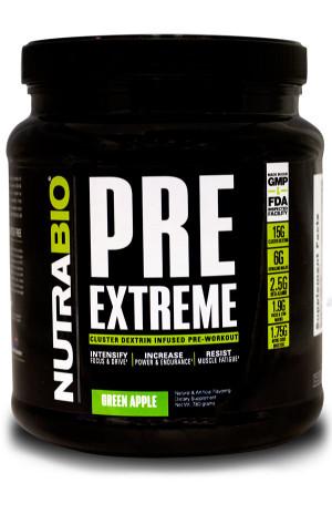 NutraBio PRE Extreme V4