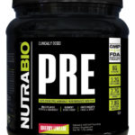 NutraBio Pre Workout with Betaine