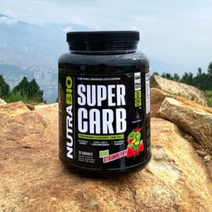 NutraBio Super Carb Graphic Two