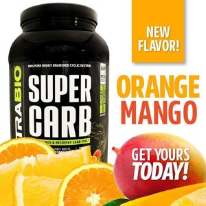 Orange Mango is one of two brand new flavors, the other being Pineapple that NutraBio has just released.