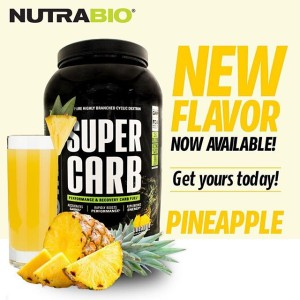 Pineapple is the other new flavor of Super Carb. Make sure to check our full review to see which is our favorite!