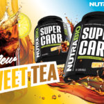 NutraBio Super Carb Sweet Tea