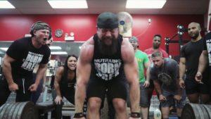 NutraBio Weightlifting