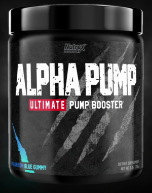 Nutrex Research Alpha Pump Updated