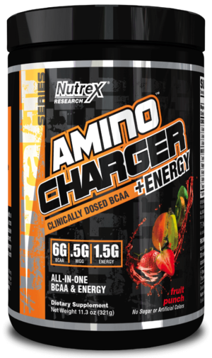 Nutrex Amino Charger +Energy