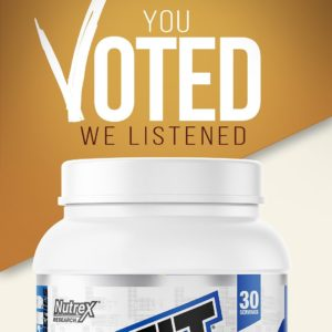 Nutrex Moose Cream Voting