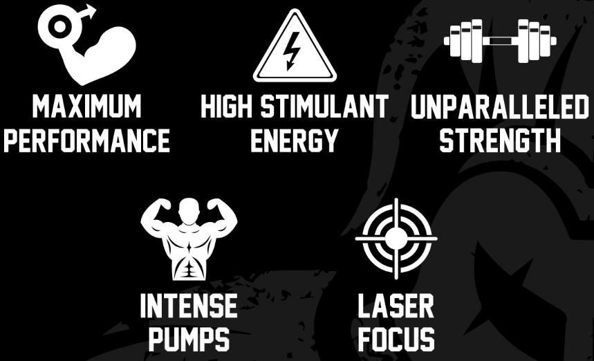 Nutrex Research Outlift AMPED: Become Unstoppable With High-Stim Energy!