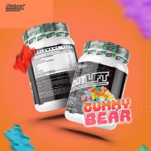 Nutrex Outlift Gummy Bear Flavor