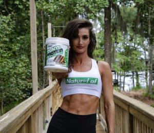 Nutrex Plant Protein Athlete
