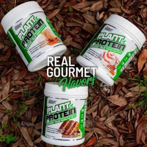 Nutrex Plant Protein Flavors