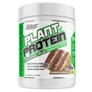 Nutrex Plant Protein - German Chocolate Cake