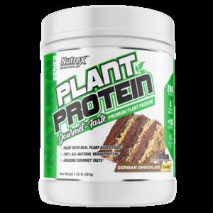 Nutrex Plant Protein - German Chocolate Cake