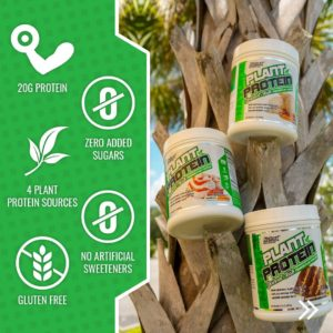 Nutrex Plant Protein Highlights