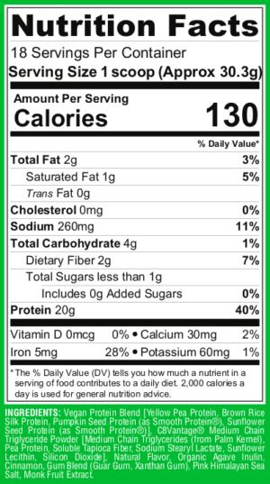 Nutrex Plant Protein Ingredients