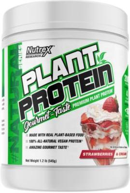 Nutrex Plant Protein Strawberries & Cream