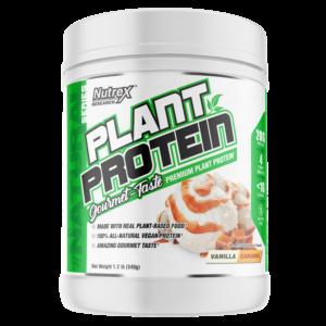 Nutrex Plant Protein Vanilla Caramel